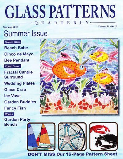 Glass Patterns Quarterly Summer 2015