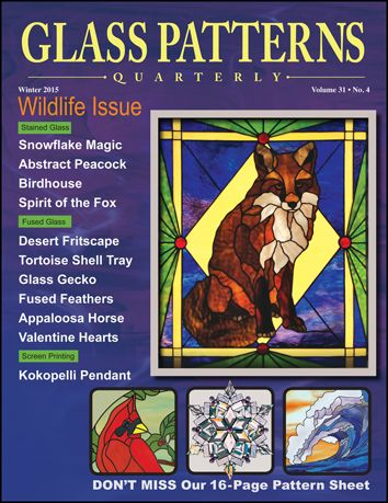 Glass Patterns Quarterly Winter 2015
