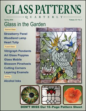 Glass Patterns Quarterly Spring 2016