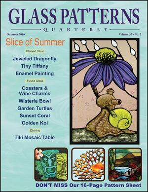 Glass Patterns Quarterly Summer 2016