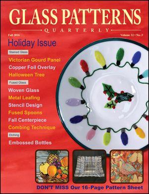 Glass Patterns Quarterly Fall 2016
