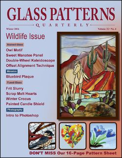 Glass Patterns Quarterly Winter 2016