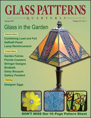 Glass Patterns Quarterly Spring 2017
