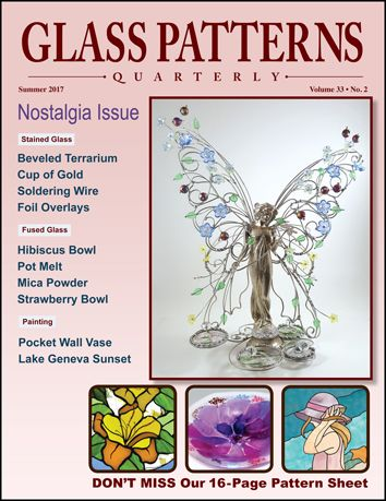 Glass Patterns Quarterly Anything In Stained Glass