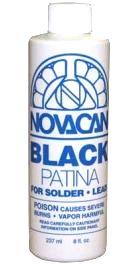 Novacan Black Patina