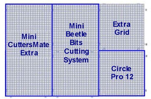 Cutter's Mate Grids