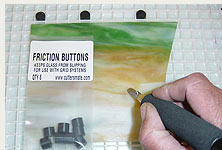 Cutters Mate Friction Buttons