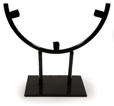Round Metal Stand