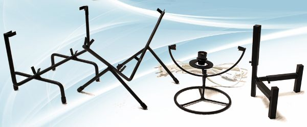 Wrought Iron Stands