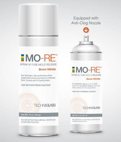 MO-RE Boron Nitride Mold Release