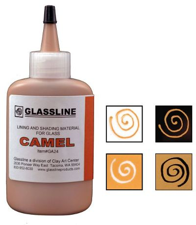 Glassline Camel Paint