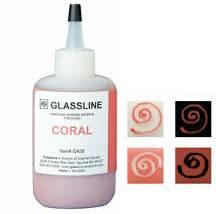Glassline Coral Paint