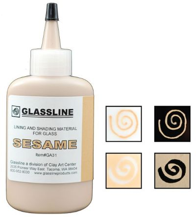 Glassline Sesame Paint