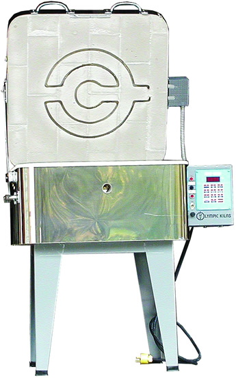 Olympic 186 GFE Square Kiln