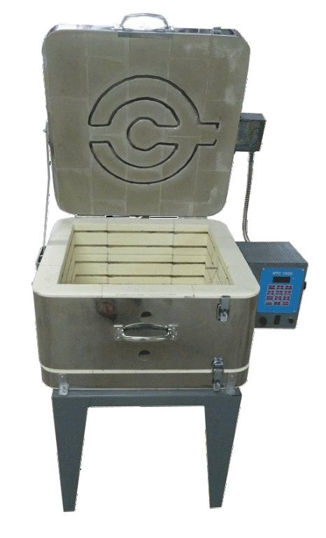 Olympic 189 GFE TLC Square Kiln