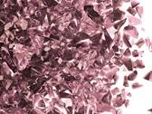 Uroboros Light Purple Frit