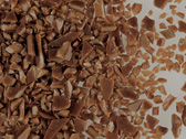 Uroboros Chestnut Brown Frit
