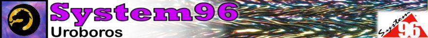 uroboros 96 glass