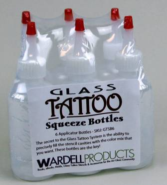 Wardell Glass Tattoo