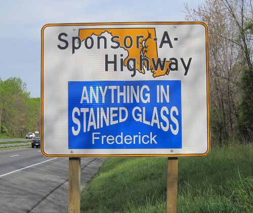 Proud sponsor of I-270 mile marker 28
