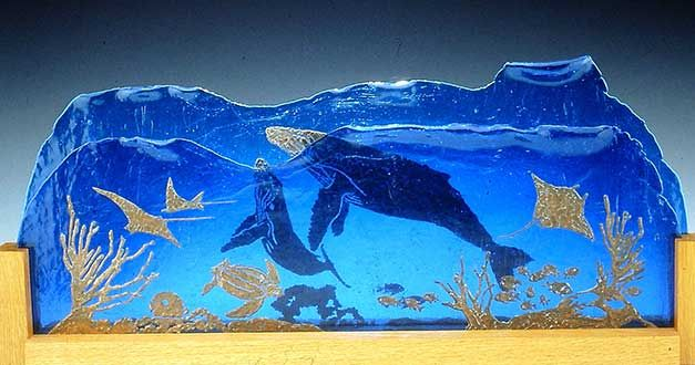 cathy claycomb glass