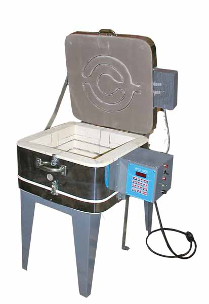 Olympic 146GFE TLC Square Kiln