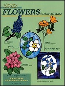 State Flowers in Stained Glass
