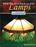 Making Stained Glass Lamps Book