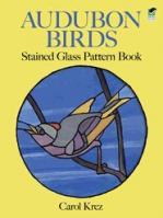 Audubon Birds Stained Glass