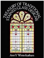 Treasury of Traditional Stained Glass