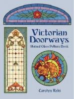 Victorian Doorways Stained Glass