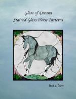 Stained Glass Horse Patterns