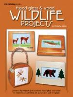 Fused Glass & Wood Wildlife Projects
