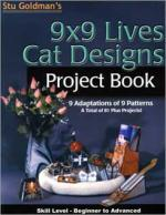 9X9 Lives Cat Designs