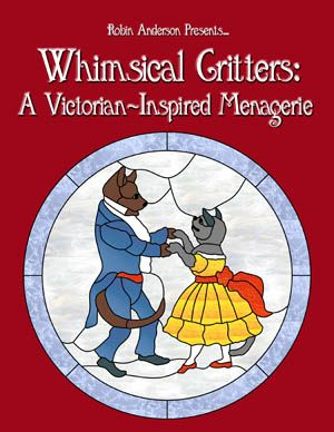 Whimsical Critters Book