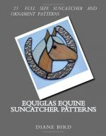 Equiglas Equine Suncatcher Patterns