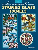 Innovative Stained Glass Panels