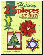Holiday 25 Pieces Or Less