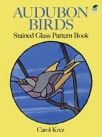 Audubon Birds Stained Glass