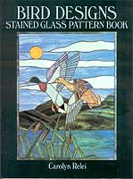 Bird Designs Stained Glass
