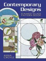 Contemporary Designs Stained Glass