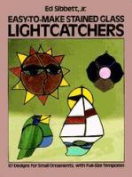 Easy-to-Make Stained Glass Lightcatchers