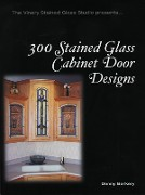300 Stained Glass Cabinet Doors