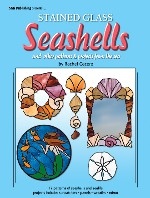 Stained Glass Seashells