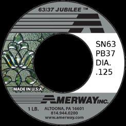 Amerway Jubilee 63/37 Solder