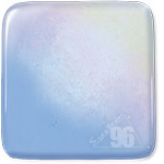 System 96 Pale Blue Iridescent
