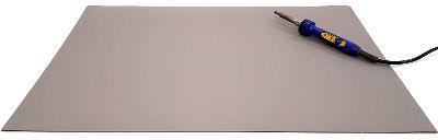 soldering iron mat