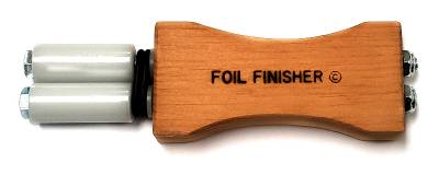 Foil Finisher
