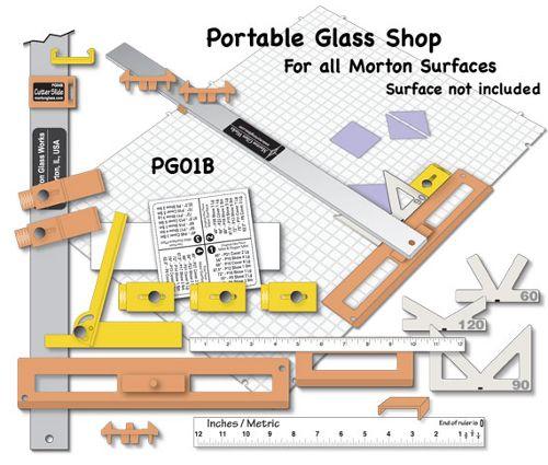 Morton Portable Glass Shop